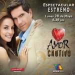 Canción de la telenovela Amor cautivo (Myriam y Julio Preciado)