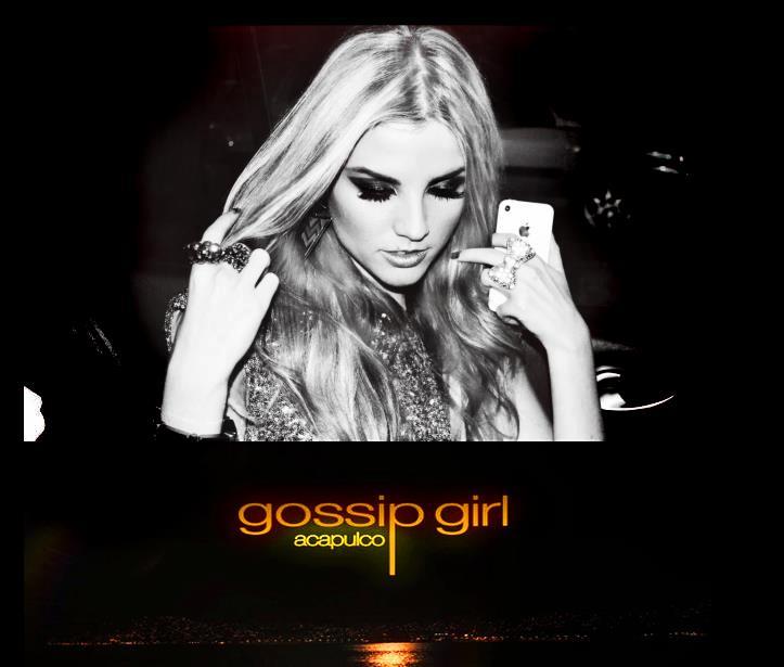 sara tunes xoxo gossip girl acapulco