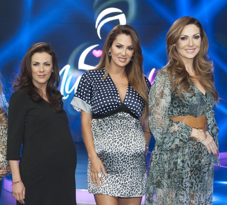 Edith Marquez Ninel Conde Nora Salinas Embarazadas