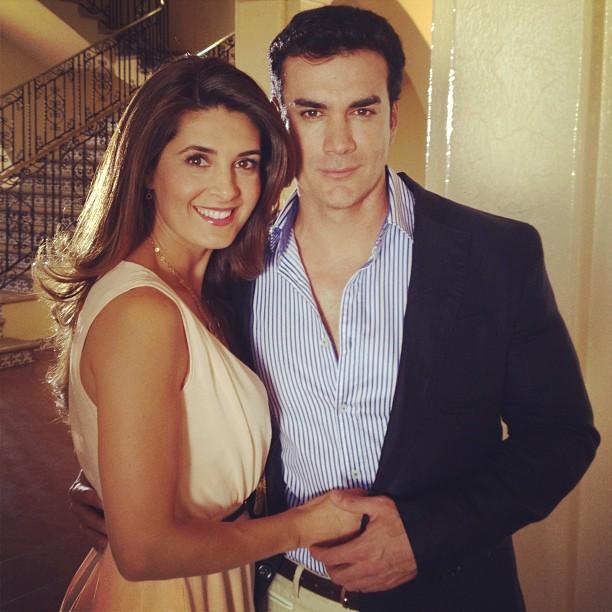 Oriana y Ricardo
