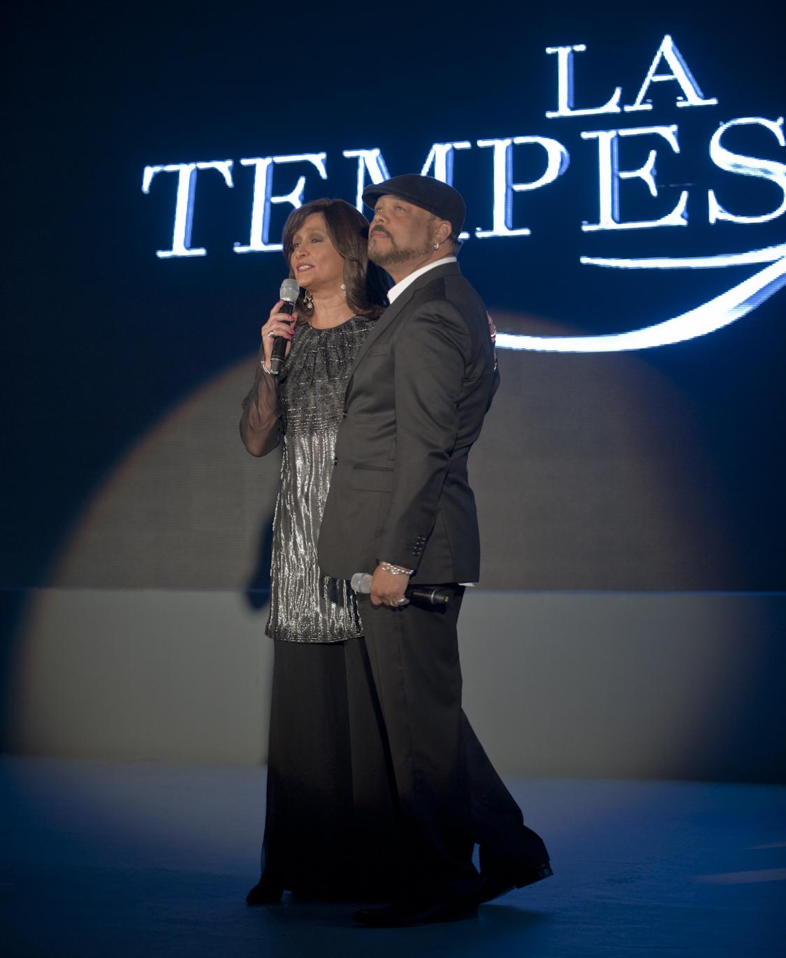 Daniela Romo y Pancho Cespedes
