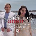 Música de la telenovela Por siempre mi amor