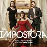 Música telenovela La impostora