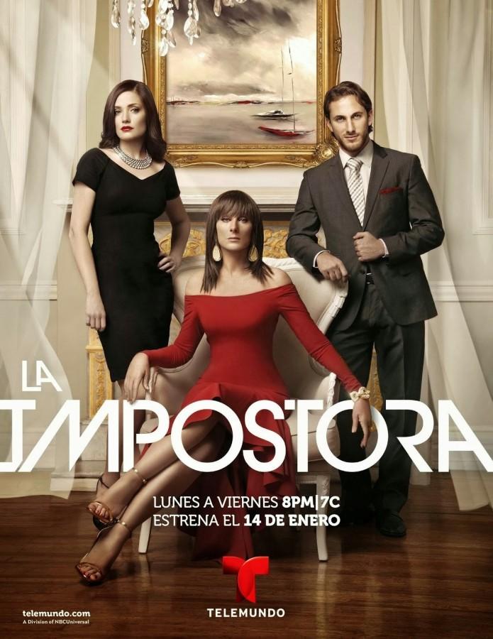 Canción telenovela La impostora