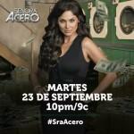 """Letra y Audio de la canción """"La Señora de Acero"""" de Los Tucanes de Tijuana"""