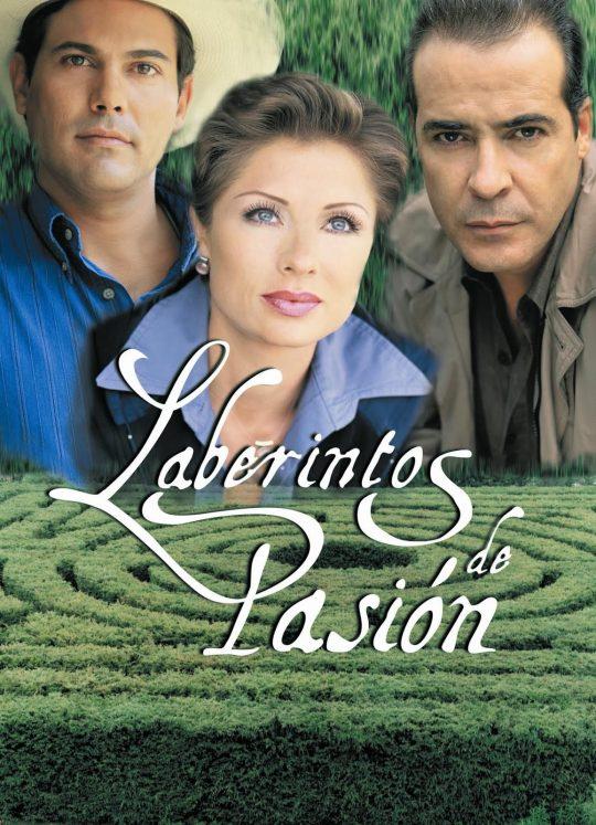 laberintos de pasion poster