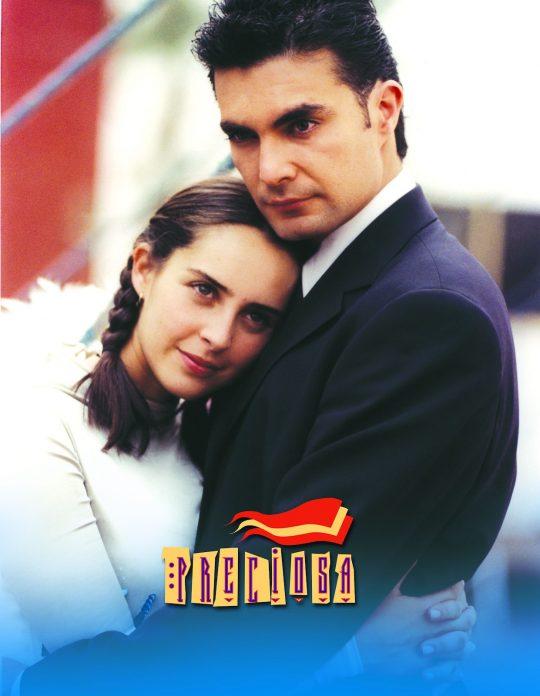 poster telenovela preciosa iran castillo mauricio islas