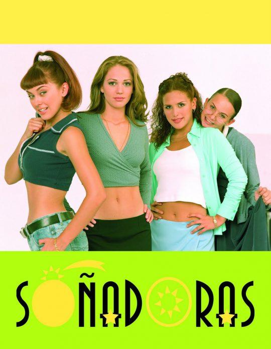 sonadoras telenovela poster