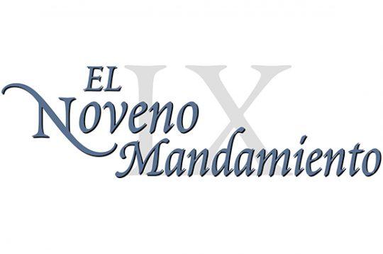 el noveno mandamiento logo