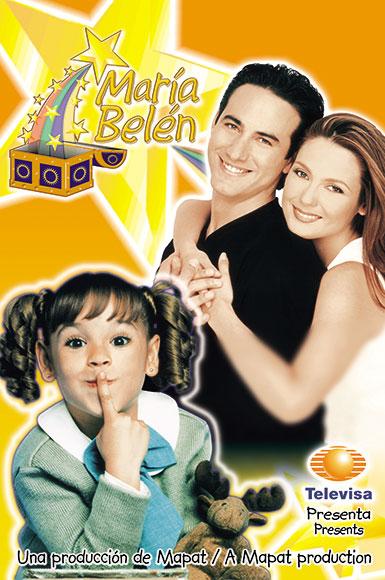 poster telenovela maria belen