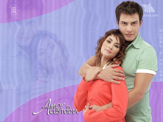 amor en custodia telenovela