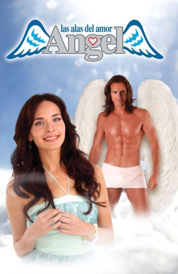 angel las alas del amor poster