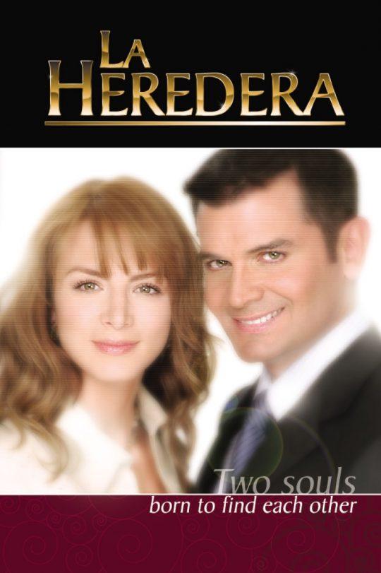 la heredera poster