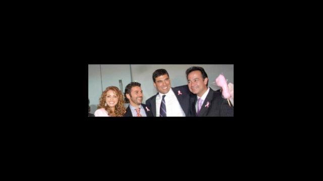 Destilando amor: Televisa se pinta de rosa
