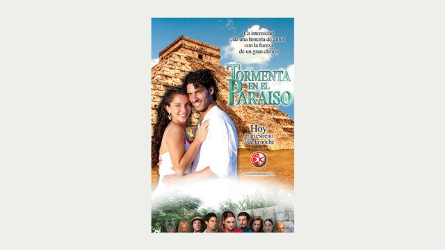 Personajes telenovela Tormenta en el paraíso