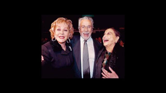 Fallece el señor telenovela, don Ernesto Alonso