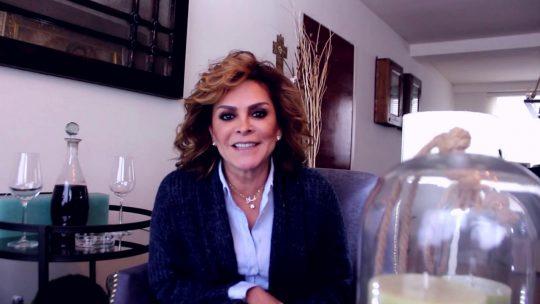 Mara Patricia Castañeda en Amor sin maquillaje
