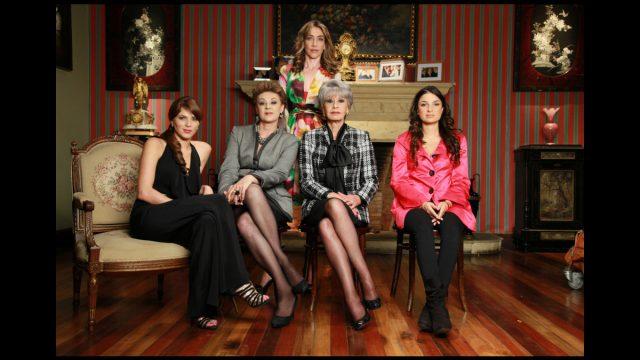Caracol estrena la telenovela Secretos de familia