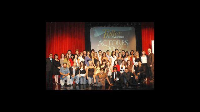Taller Telemundo: Actores 2007