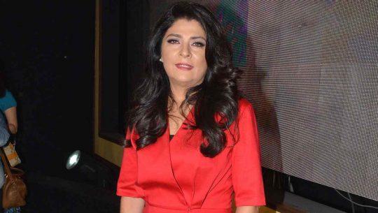 Victoria Ruffo en Telemundo