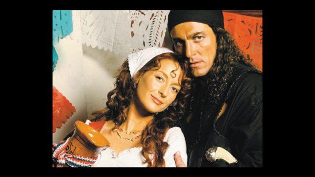 Promoción para participar en la telenovela Pasión