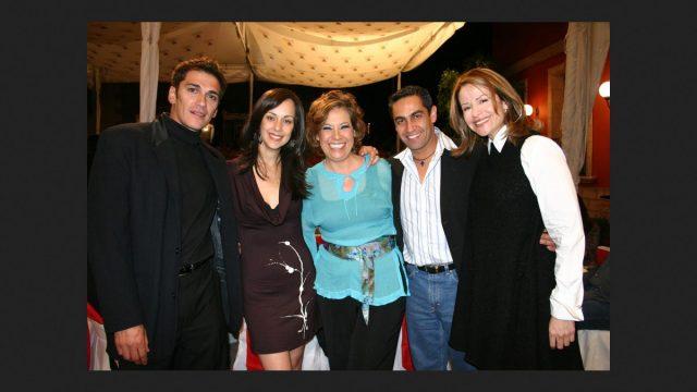 Serie Alma Legal, con Gabriela de la Garza y Pepe Alonso