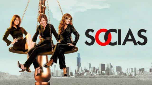 Socias, estreno en Canal 13