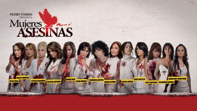 las 13 mujeres asesinas