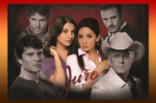 Promo telenovela Juro que te amo