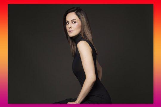 Natalia Esperón en la Revista Open