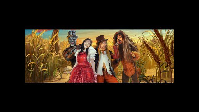 Retransmisión de La Maga y el Camino Dorado por Nickelodeon