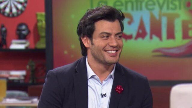 Andrés Palacios se integra a Deseo Prohibido