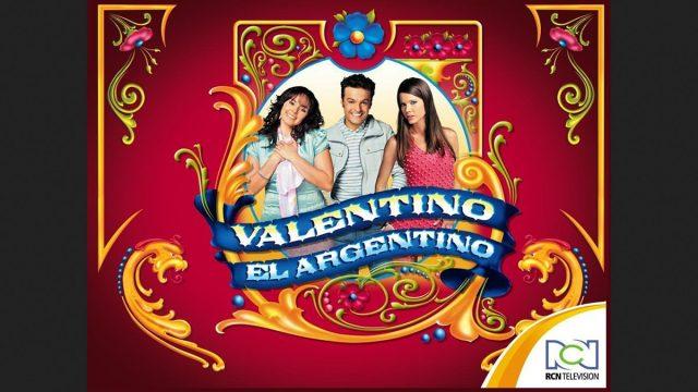 Estreno de Valentino, el Argentino en Canal 13