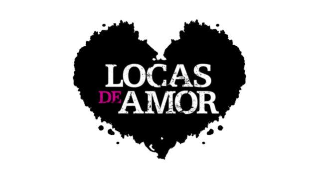 Logo serie Locas de amor, versión México