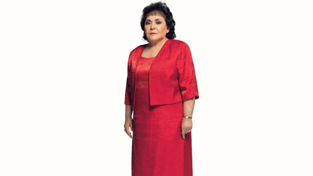 Carmen Salinas y Sabine Moussier a Mujeres Asesinas