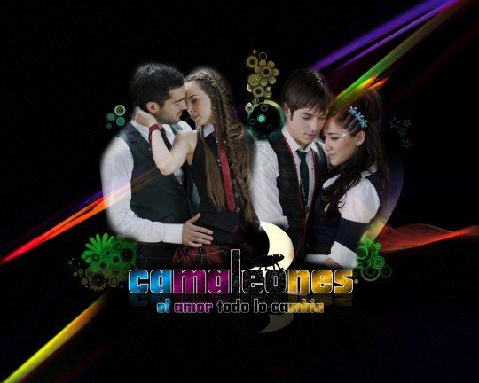Camaleones, la segunda Telenovela de Vanguardia de Televisa
