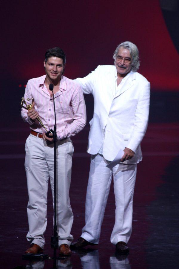 eddy vilard premios tvynovelas 2009