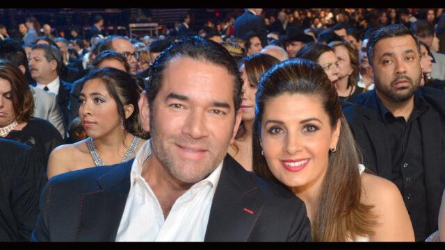 La boda de Eduardo Santamarina y Mayrín Villanueva