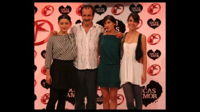 Estreno de la serie Locas de Amor México