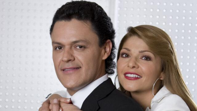 Itatí Cantoral y Pedro Fernández, protagonistas de Hasta que el dinero nos separe