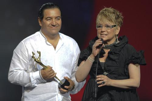 salvador mejia premios tvynovelas 2009
