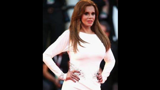 Lucía Méndez en la telenovela Mi Pecado