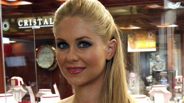 Ingrid Martz, la protagonista de Sucedió en Zacatillo