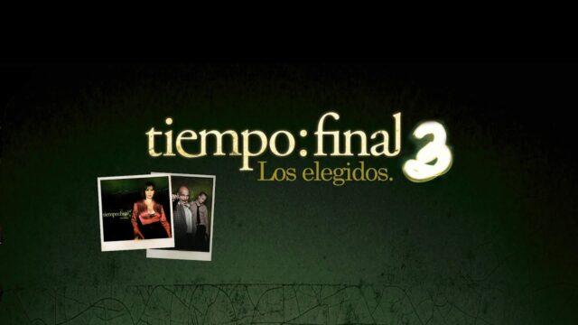Elenco Mexicano en Tiempo Final 3