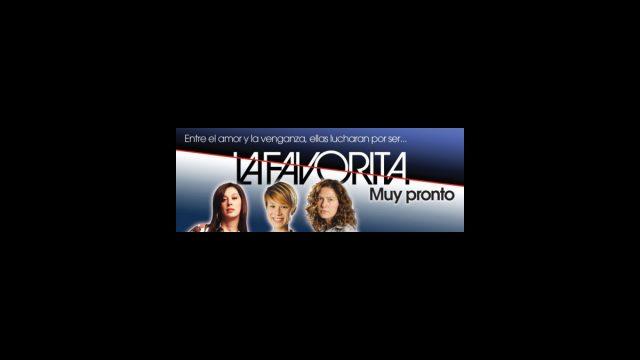 Televen estrena la telenovela La Favorita