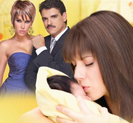 Nuevos promocionales de la telenovela Mujer Comprada