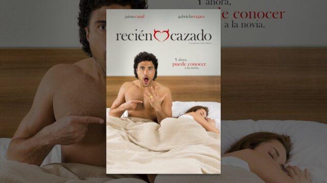 Premiere de la película Recién Cazado con Jaime Camil y Gaby Vergara