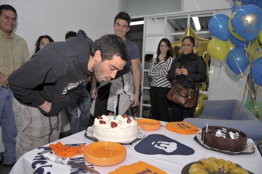 Fotografías Cumpleaños 26 de Poncho Herrera