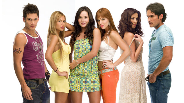 Final de El regreso a la guaca y Sin senos no hay paraíso en Televicentro