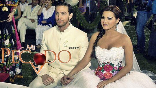 Mi Pecado: La boda entre Julián y Lucrecia